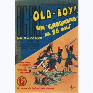 "Old Boy : n° 12, Old-Boy contre Mister ""X"" (2)"