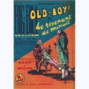 Old Boy : n° 20, Le revenant de minuit
