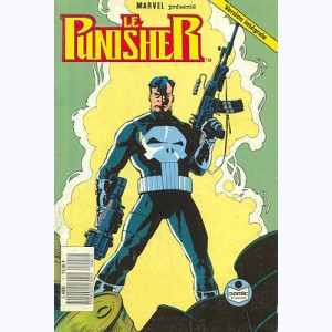 Le Punisher : n° 1, Marching Powder, Bolivie