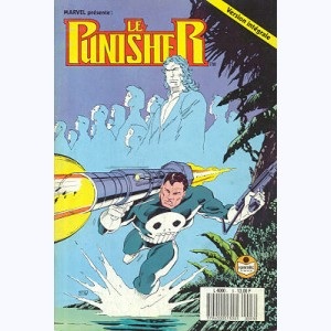 Le Punisher : n° 3, Le révérend