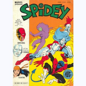 Spidey : n° 60, Les Mutants X-Men : Corbeau Rouge