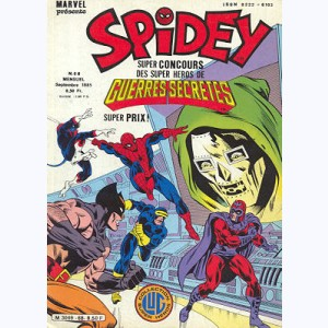 Spidey : n° 68, Les Mutants X-Men : La fille du démon
