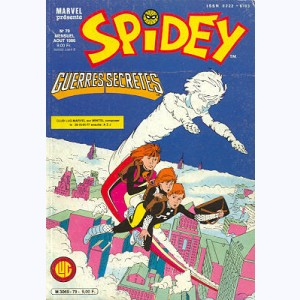 Spidey : n° 79, Les Mutants X-Men : Les mutants et le monstre!