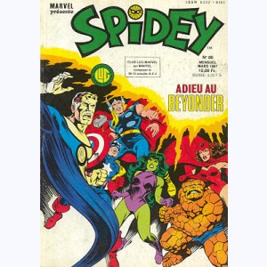 Spidey : n° 86, Photonik : L'ombre acte 3