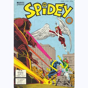 Spidey : n° 90, Facteur X : Régression obsession