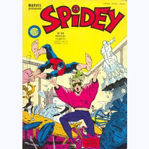 Spidey : n° 99, Facteur X : Big bang !