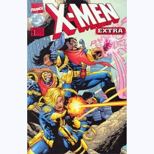 X-Men Extra : n° 9, Bishop: X.S.E.