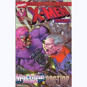 X-Men Extra : n° 14, Machine Man & Bastion