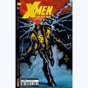 X-Men Extra : n° 33, Cyclope