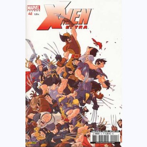 X-Men Extra : n° 41, Voie sans issue