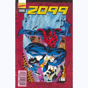 2099 : n° 1, Spider-Man 2099 : 1er épisode