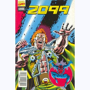 2099 : n° 5, Spider-Man 2099 : Les bas-fonds