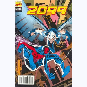 2099 : n° 6, Spider-Man 2099 : Descente aux enfers