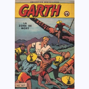 Garth : n° 14, La zone de mort