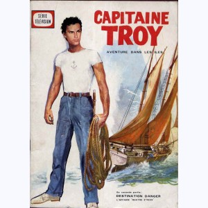 Albums Filmés J : n° 49, Capitaine TROY : La dague magique