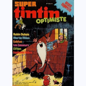 Super Tintin : n° 16, Optimiste : Robin Dubois