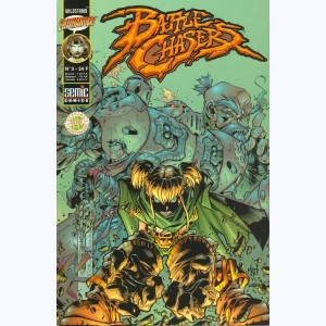 Battle Chasers : n° 3