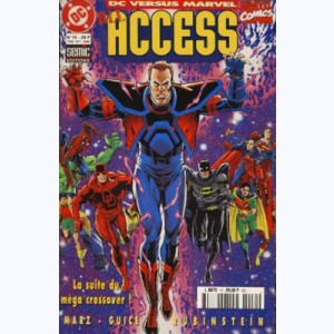 DC Versus Marvel : n° 10, All Access 1
