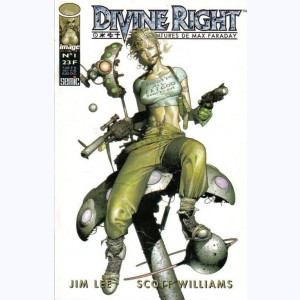 Divine Right : n° 1