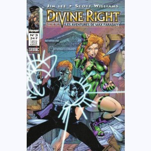 Divine Right : n° 3