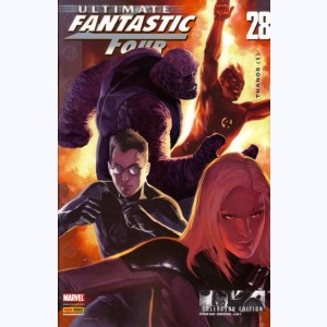 Ultimate Fantastic Four : n° 28, Thanos (1)
