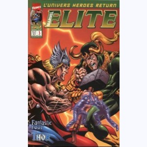 Marvel Elite : n° 3, Affrontement final
