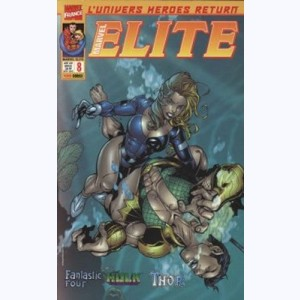 Marvel Elite : n° 8, Abysses