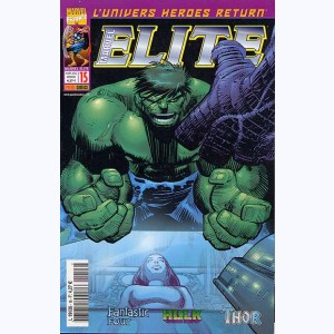 Marvel Elite : n° 15, Chère Betty ! Hulk