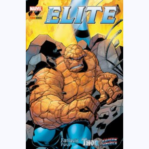 Marvel Elite : n° 30, Accroche-toi, soldat