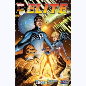 Marvel Elite : n° 32, Séparation