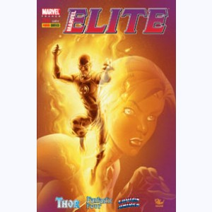 Marvel Elite : n° 35, Equation