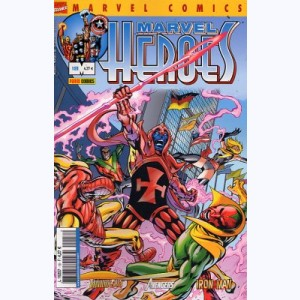 Marvel Heroes : n° 18, La théorie du Big Bang