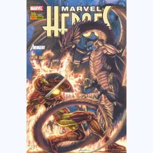Marvel Heroes : n° 35, Chevalier errant Iron Man