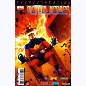 Marvel Heroes (2ème Série) : n° 22, Captain Marvel & Marvel Boy