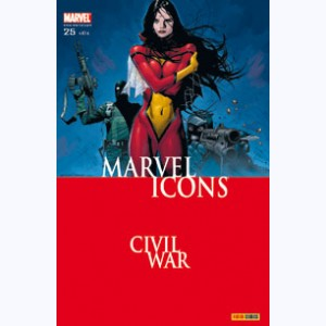 Marvel Icons : n° 25
