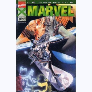 Marvel Magazine : n° 40, La force du destin