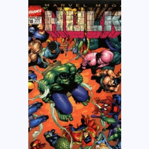 Marvel Méga : n° 10, HULK - La mort de Betty