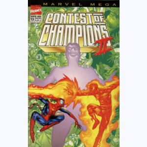 Marvel Méga : n° 13, Contest of Champions II