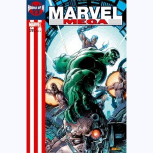 Marvel Méga : n° 26, Hulk House of M