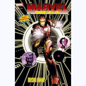 Marvel Méga : n° 29, Iron Man - Inévitable