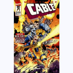 Marvel Top : n° 15, Cable