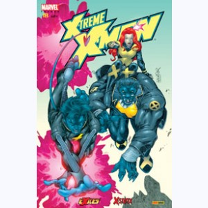 X-Men X-Treme : n° 18, Transition