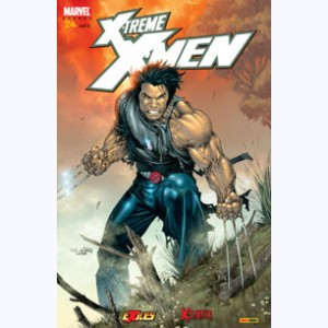 X-Men X-Treme : n° 24, Instincts artificiels