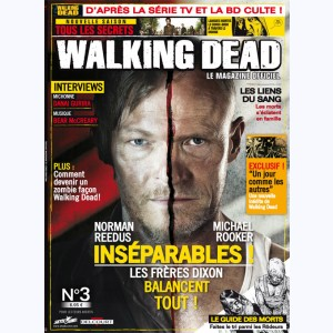 Walking Dead magazine : n° 3A, Inséparables