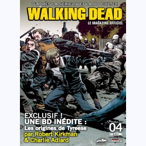 Walking Dead magazine : n° 4B, Les origines de Tyreese