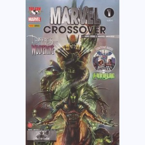 Marvel Universe Hors Série : n° 1, Marvel crossover