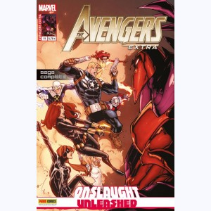 Avengers Extra : n° 11, La colère d'Onslaught