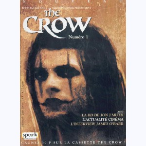 The Crow (3ème Série) : n° 1