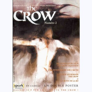The Crow (3ème Série) : n° 2