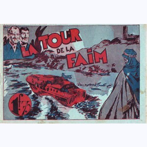 Collection Jeunesse Nouvelle : n° 37, La tour de la faim